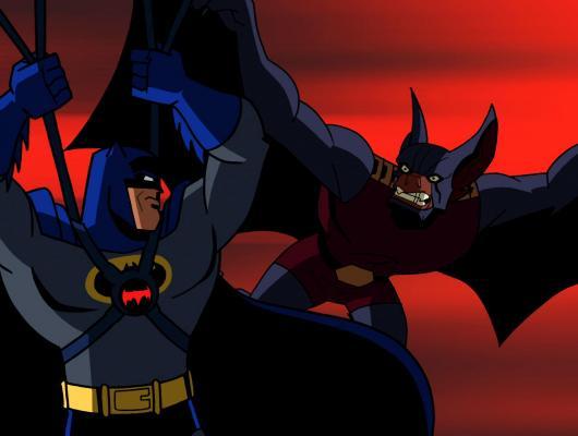 The Last Bat On Earth !