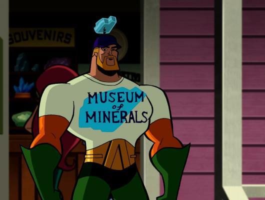 Aquaman se met au vert !