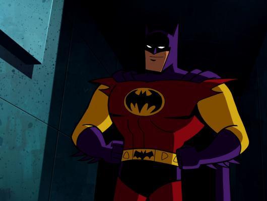 Le Super-Batman de la Planète X !