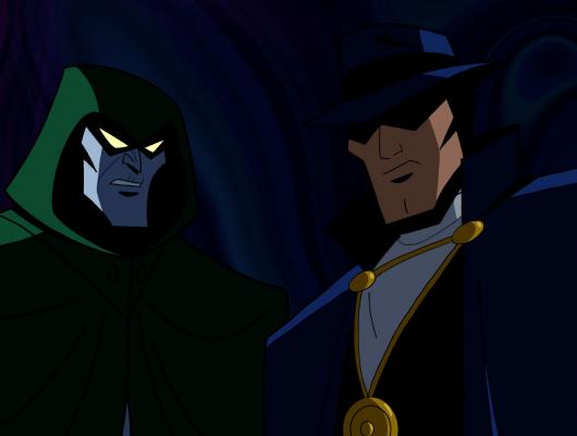 Batman crie Justice !