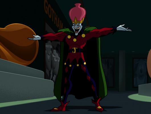 Le Joker, maître du monde !