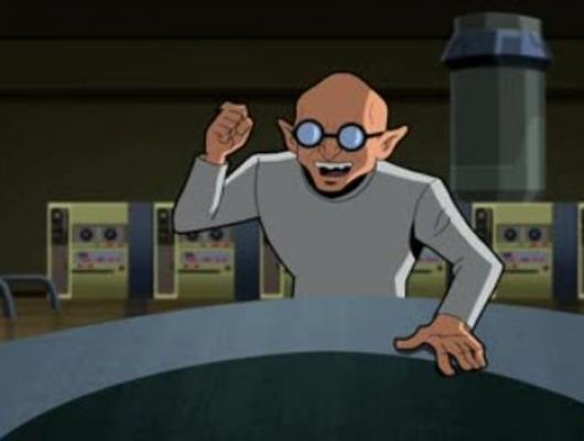 Doctor Sivana contre Mister Mind !