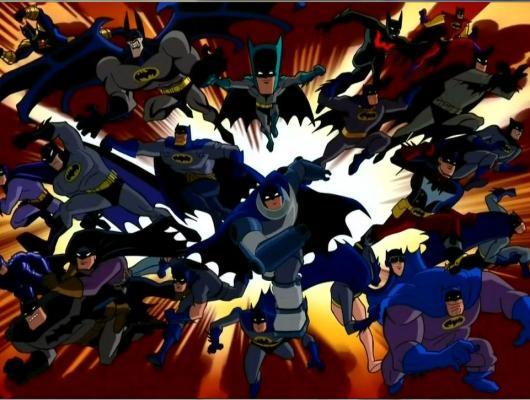 La Nuit des Batmens !