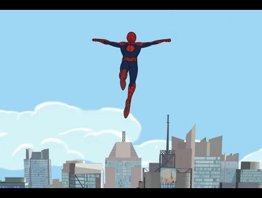 Spider-City, troisième partie