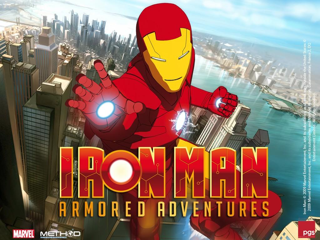 Iron man armored adventures sÉrie tv mdcu comics