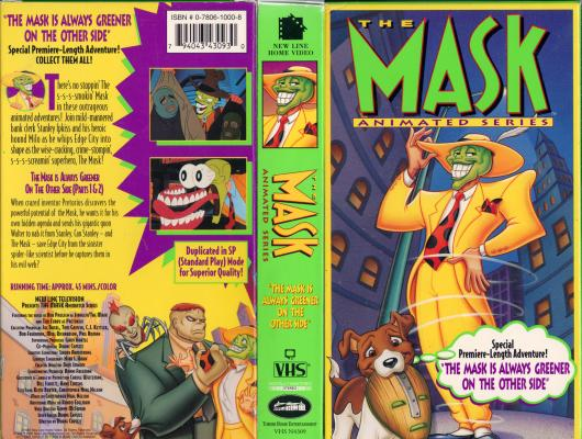 The Mask : The Animated Series