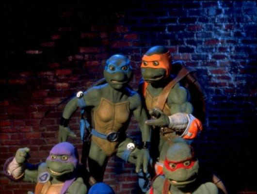 Tortues Ninja : La nouvelle génération