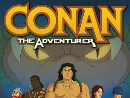 Conan, l'aventurier