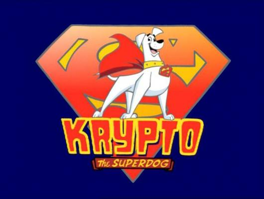 Krypto, le Superchien