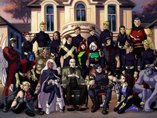 X-Men : Évolution