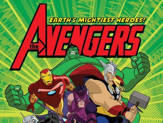 Avengers: l'équipe des super-héros
