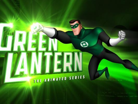 Green Lantern : la série animée