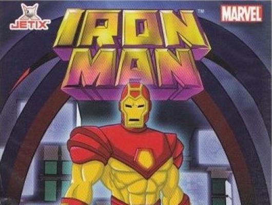 Iron Man : la série animée