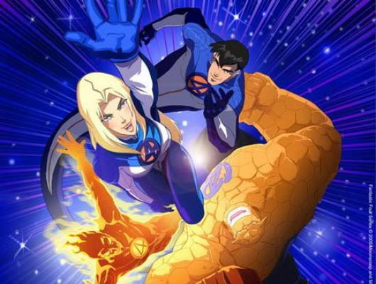 Les 4 Fantastiques : les plus grands héros de la Terre