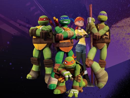 Teenage Mutant Ninja Turtles (2012)