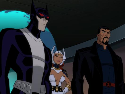 Justice League: Gods and Monsters Chronicles