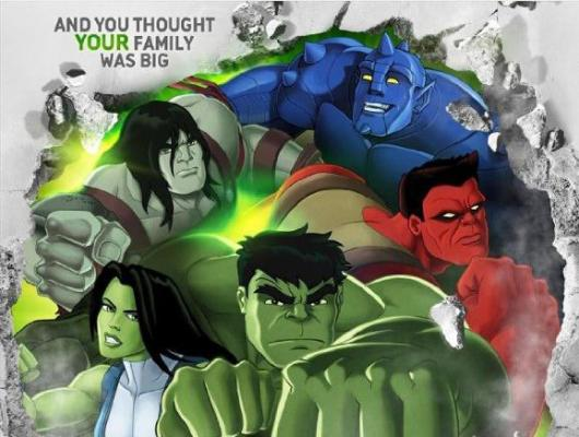 Hulk and the Agents of S.M.A.S.H (2013)