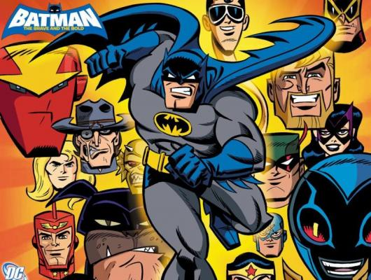 Batman: L'alliance des Héros
