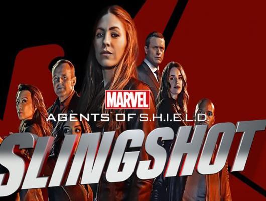 Agents of S.H.I.E.L.D. Slingshot
