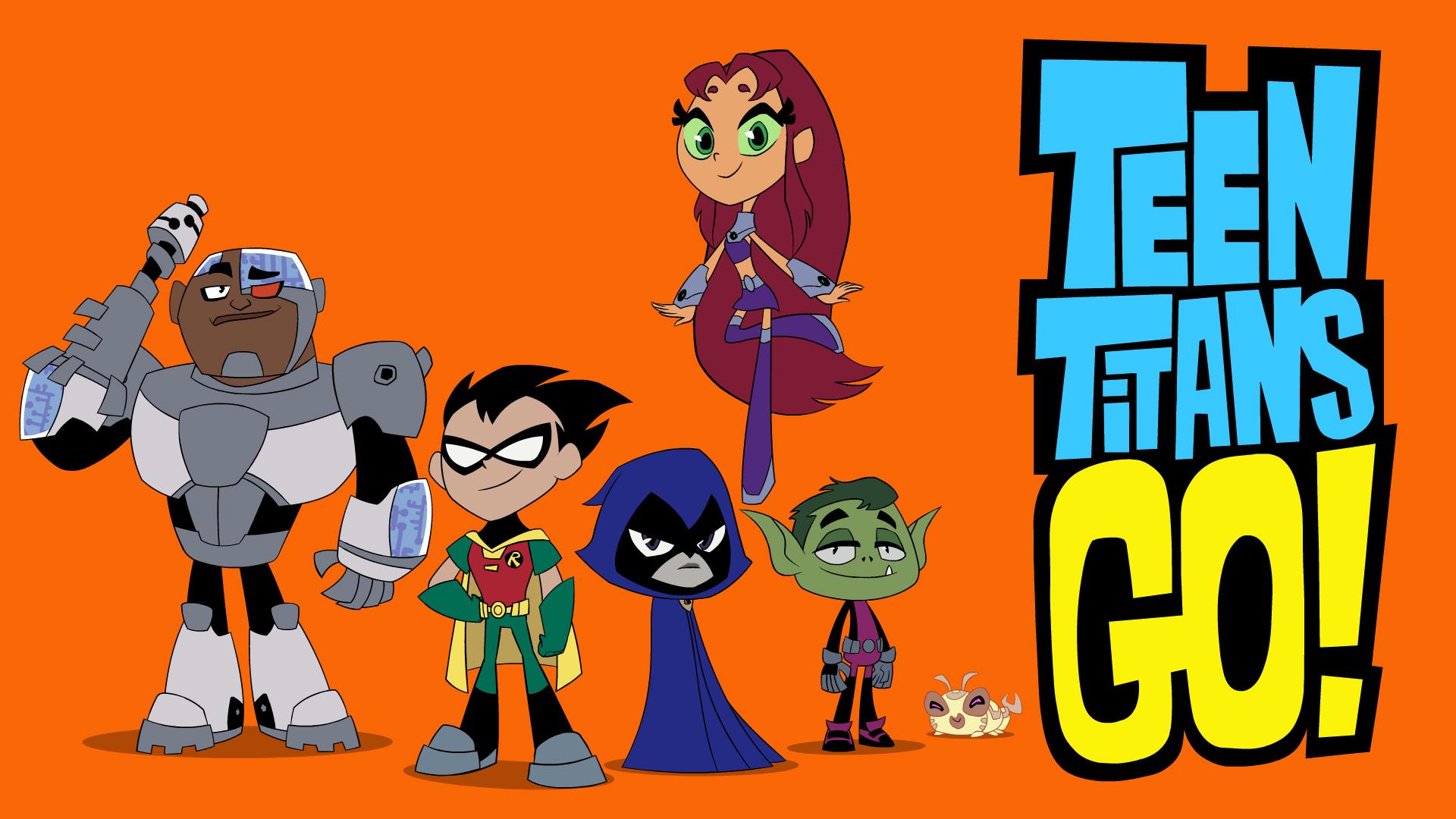 Les Jeunes Titans, Les Super Héros, Dessin Animé, Robin Starfire, Adolescent Titans.