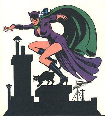 Catwoman Encyclopedie Mdcu Comics