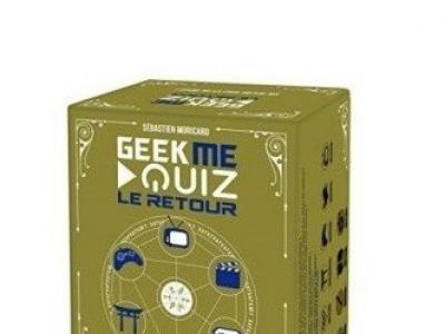 Geekme Quizz: Le Retour