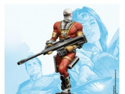 DC Universe Miniature Game - Suicide Squad Starter
