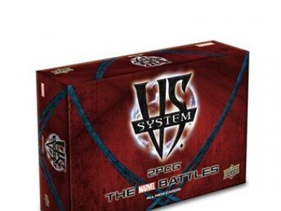 Vs System 2PCG: The Marvel Battles