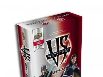 Vs System 2PCG: The Marvel Battles Vol.1 #04 Earth 199999 : MCU Battles