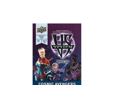 Vs System 2PCG: The Marvel Battles Vol.2 #01 Infinity War: Cosmic Avengers