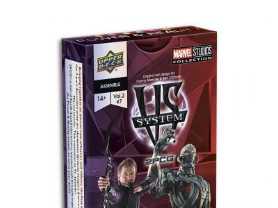 Vs System 2PCG: The Marvel Battles Vol.2 #07 Assemble: Power & Reality