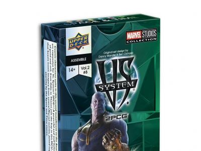 Vs System 2PCG: The Marvel Battles Vol.2 #08 Assemble: Space & Time
