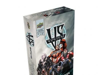 Vs System 2PCG: The Marvel Battles Vol.2 #04 Children of the Atom: The Utopia Battles