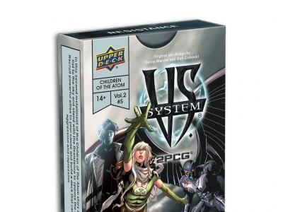 Vs System 2PCG: The Marvel Battles Vol.2 #05 Children of the Atom: Resistance