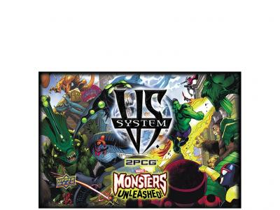 Vs System 2PCG: The Marvel Battles: Monsters Unleashed