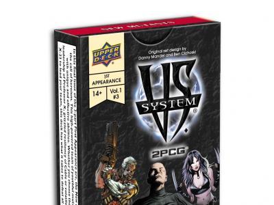 Vs System 2PCG: The Marvel Battles Vol.1 #03 1st Appearance: New Mutants