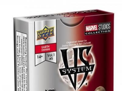 Vs System 2PCG: The Marvel Battles Vol.1 #05 Earth 199999: MCU Heroes