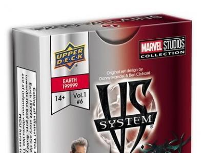 Vs System 2PCG: The Marvel Battles Vol.1 #06 Earth 199999: MCU Vilains