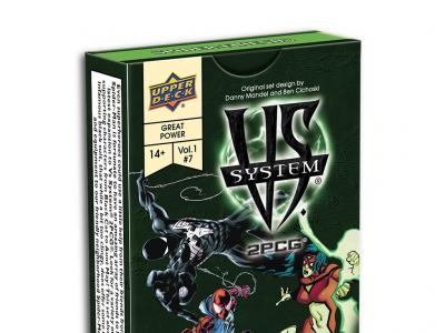 Vs System 2PCG: The Marvel Battles Vol.1 #07 Great Power: Spider-Friends