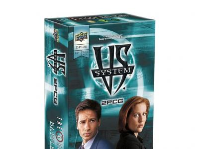 Vs System 2PCG: The Marvel Battles Vol.2 #10: The X-Files Battles