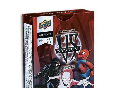 Vs System 2PCG: The Marvel Battles Vol.2 #11 Crossover Vol. 2