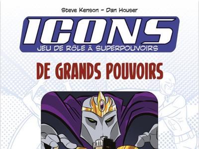 Icons - De Grands Pouvoirs