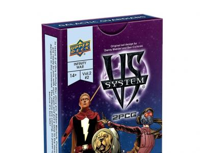 Vs System 2PCG: The Marvel Battles Vol.2 #02 Infinity War: Galactic Guardians