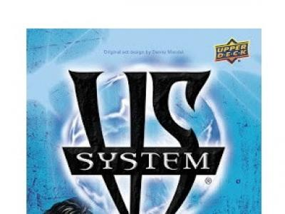 Vs System 2PCG: The Marvel Battles: A-Force