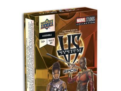 Vs System 2PCG: The Marvel Battles Vol.2 #09 Assemble: Mind & Soul