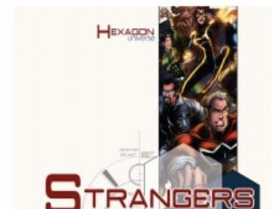 Hexagon Universe - 04 : Strangers - Les Entités Cosmiques