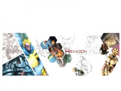 Hexagon Universe - 02 : Ecran du Meneur