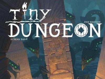 Tiny Dungeon - Second Edition