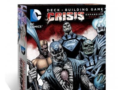 DC Comics Deck Building Crisis Extension 2