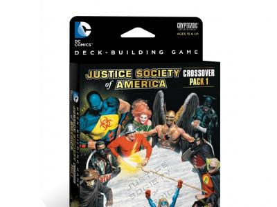 DC Comics Deck Building Crossover Pack 1: Justice Society of America